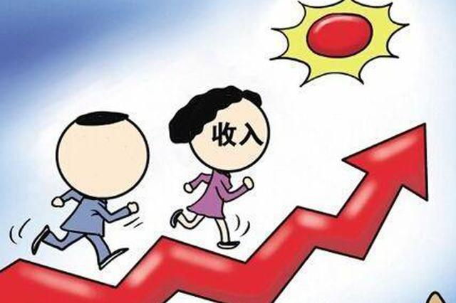 一季度陕西居民人均可支配收入7440元 同比名义增长13.3%