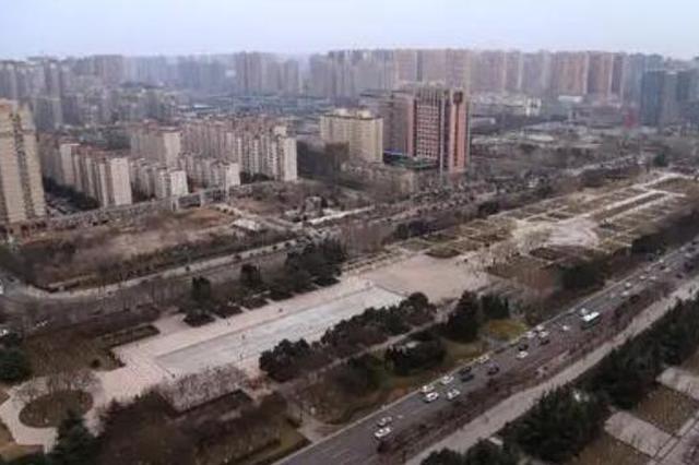 西安张家堡环岛将新建三个连接通道 便捷市民出行