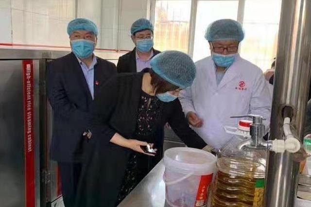 """咸阳开展校园及""""小饭桌""""食品安全专项整治行动"""