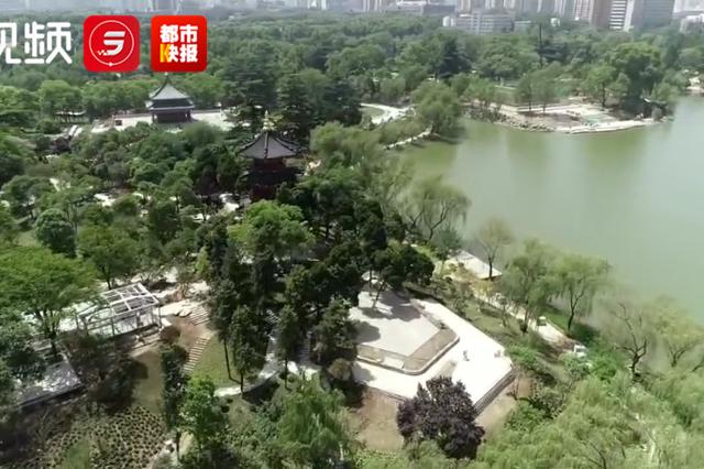 西安兴庆宫公园7月1日将正式恢复开放