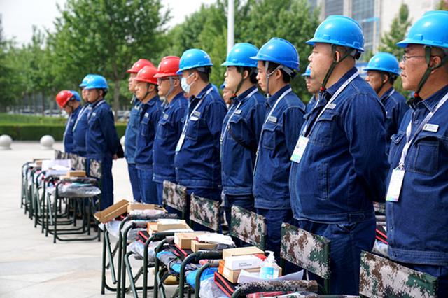 国网渭南供电公司:十四运会保电 电网人全力以赴