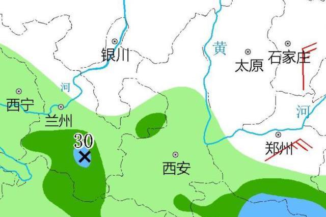 晴热天气暂歇降水将至 11日全省大部分地方有小雨
