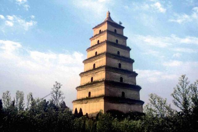 大雁塔本月15日起封闭施工 暂停登塔接待