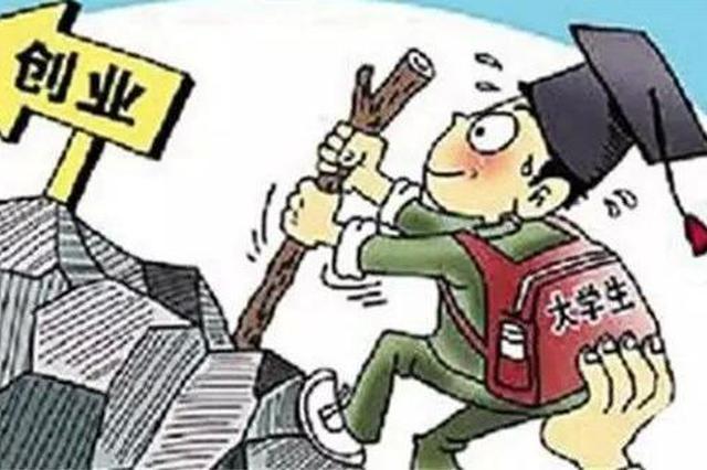陕西允许想创业符合条件大学生申请休学创业