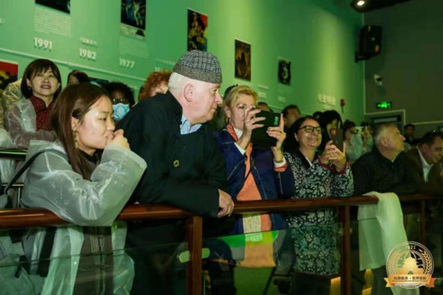 2021全球驻华使节西安经贸文化之旅考察蓝田和曲江文旅项目