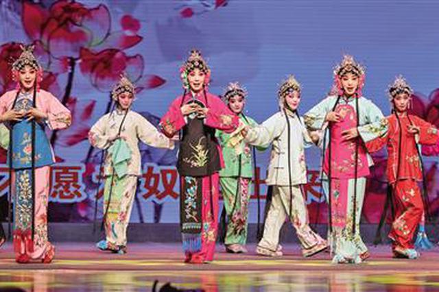 2021中国秦腔优秀剧目会演在西安开幕