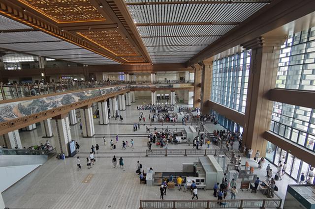 端午小长假收官 西安局累计发送旅客186.7万人次