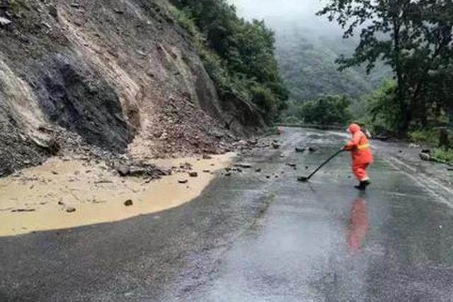 Ⅲ-IV级应急状态!陕西发布地质灾害气象预报预警