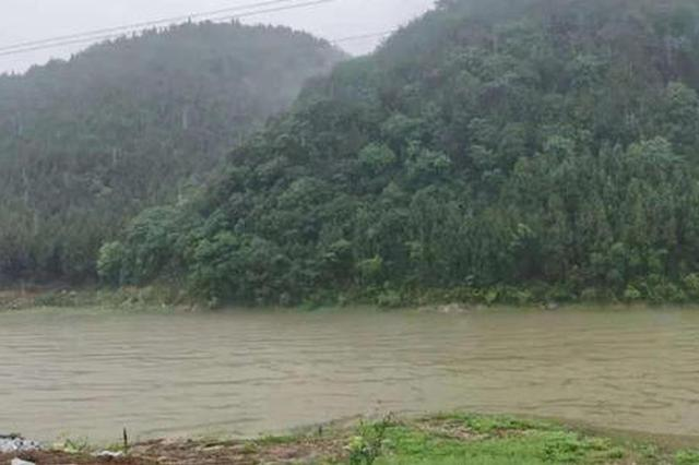 陕西关中陕南局地持续强降水 22县区降水量超100毫米