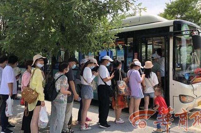 灞河大道建成通車 藍田進入城際公交時代