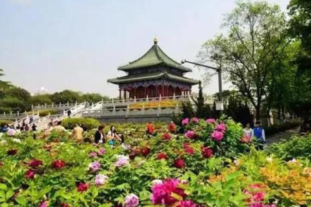 西安幸福林帶、興慶宮公園明起對外開放