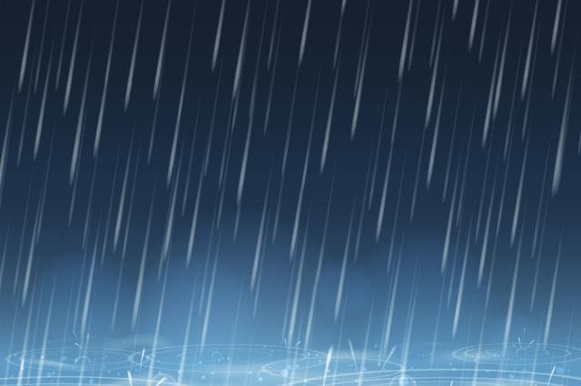 陜西省氣象臺昨繼續發布 暴雨藍色預警 強降雨主要在漢中南部