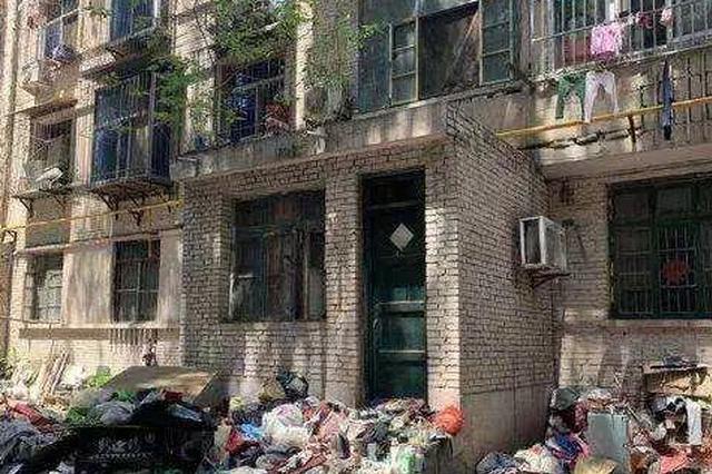 西安老舊小區改造工程順利推進 居民對改造結果滿意度較高