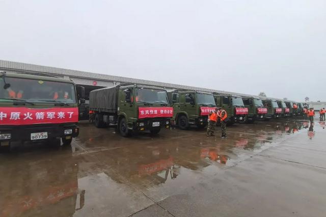 多省救援队伍支援河南,陕西力量星夜驰援