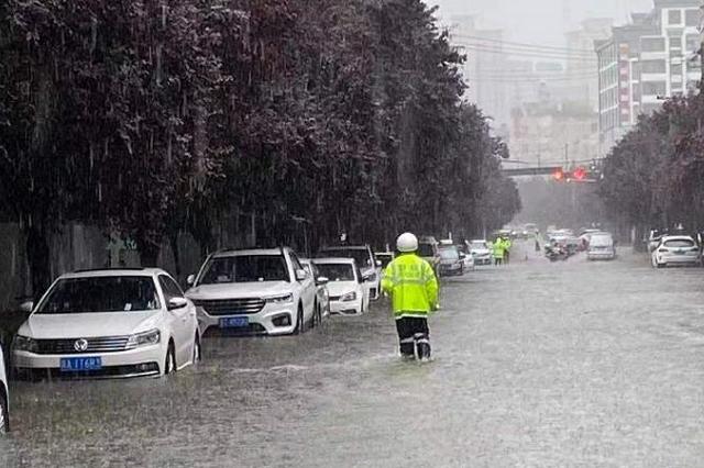 西安將現近十年罕見暴雨? 西安氣象辟謠
