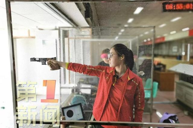 女人喷潮完整在线观看运动员王倩获奥运会10米气手枪混合团体第六