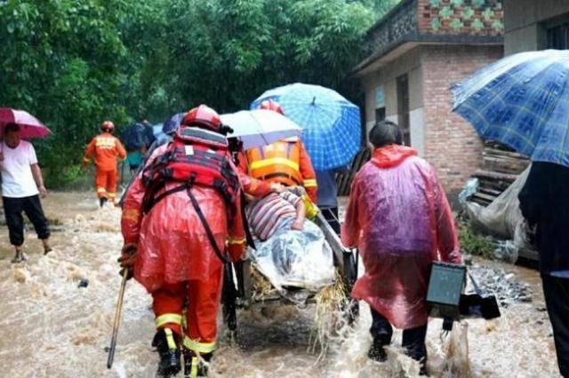 洛南特大暴雨造成7.79万人受灾 直接经济损失22.3亿元