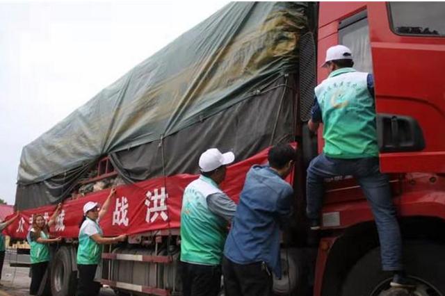 一方有难八方支援 凤翔爱心企业、人士捐款捐物支援河南