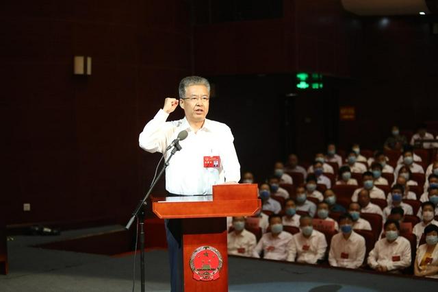 陈晓勇当选渭南市人民政府市长