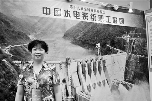 """中国水电三局职工柳红:大木箱子是水电人""""移动的家"""""""