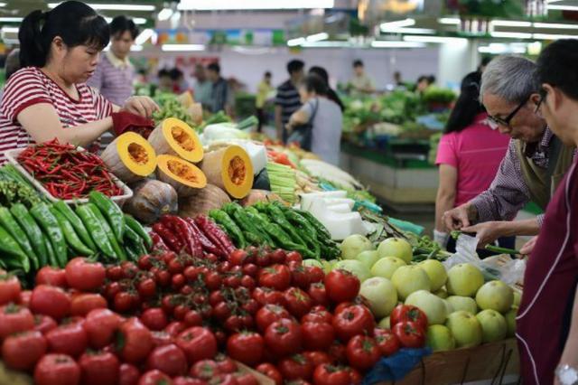 8月份陕西居民消费价格同比上涨1.2%