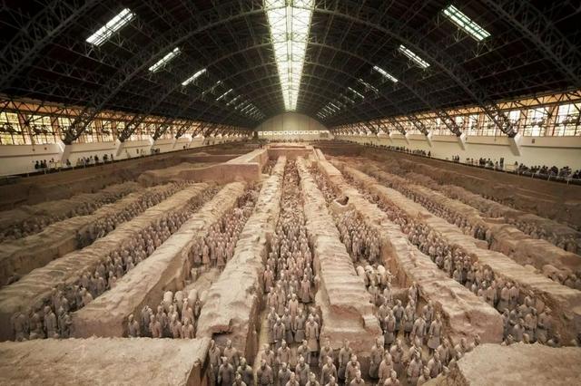 秦始皇帝陵博物院今起有序恢复开放 需线上预约购票