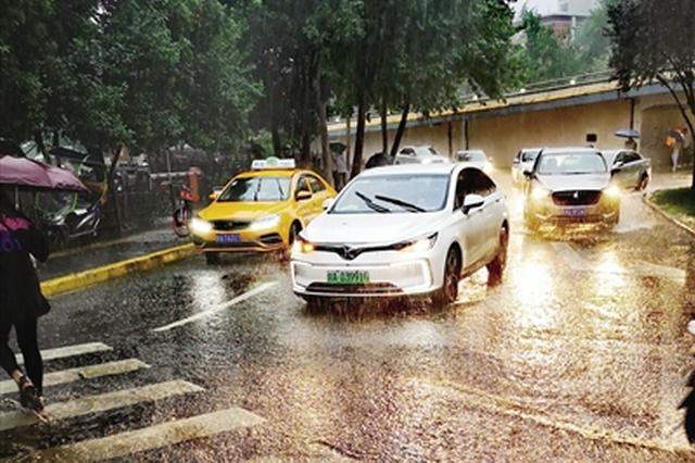 今起至月底陕西进入多雨时段 期间有3个以上暴雨日