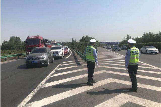 因抢修施工 十天高速陕西旬阳段交通管制请绕行