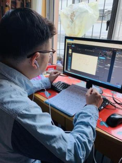朱海涛-院研究生在线课程督导小组3