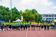 榆林市达标测验赛 报名参赛为健康加力