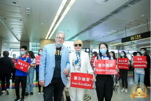 """""""丝路起点 世界绽放"""" 百余名外交官云集西安,开启西安经贸文化之旅"""