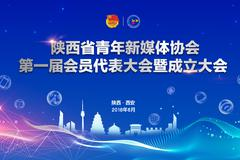 陕西省青年新媒体协会成立大会