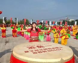 中国农民丰收节杨凌会场活动精彩纷呈