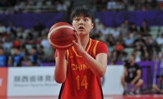 中国女篮对塞内加尔亚洲杯热身赛