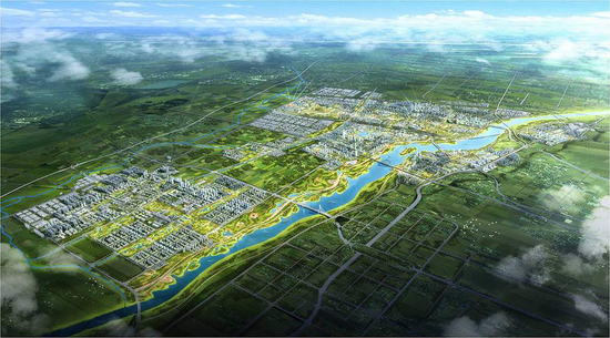 雅居乐·北城雅郡|千亿雅居乐,建瓴大西安北拓版图的峯云时代