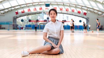 西安高校校花大赛——陕西国际商贸学院