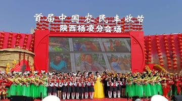 直播:首届中国农民丰收节陕西杨凌分会场大联欢