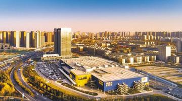 西咸新区:一城风景尽争新
