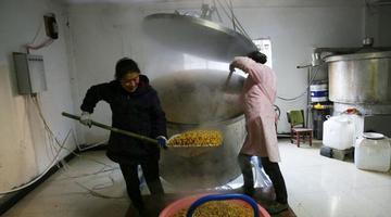 镇坪大山里的酒娘:一天烤上百斤白酒
