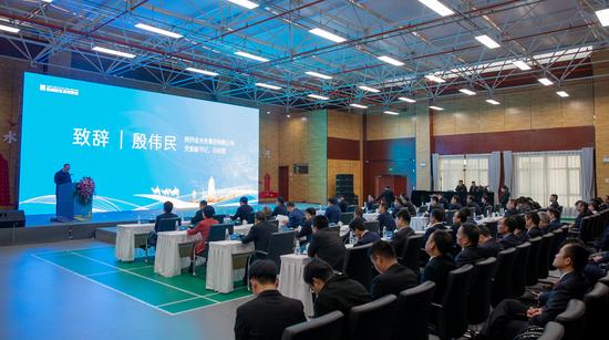 丝路国际水务科创园项目签约落户泾河新城