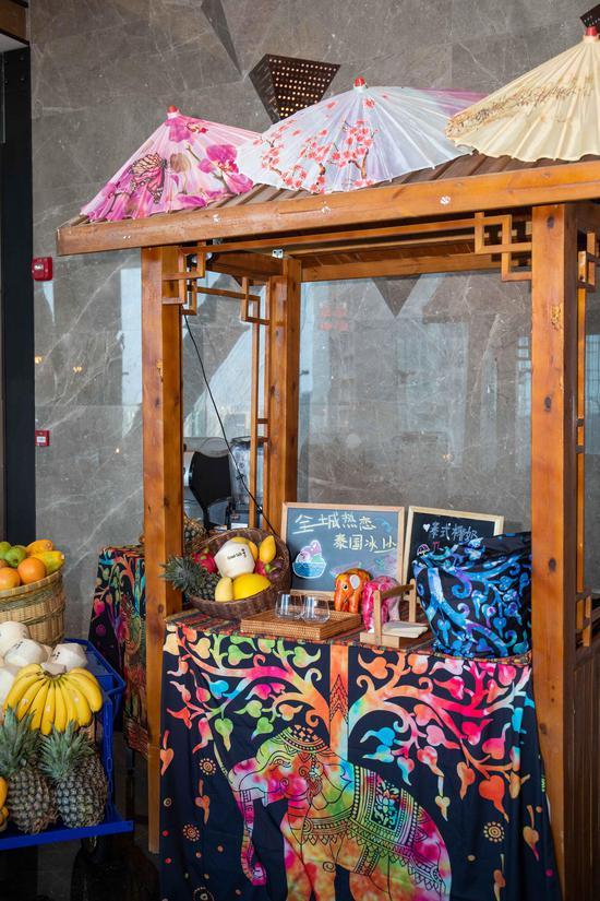 西安君悦酒店|亚洲珍馐之旅之泰国美食节盛夏开启