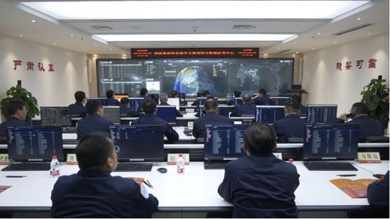 首次商业卫星测控业务圆满成功 陕投集团商业航天领域喜结硕果