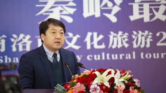 商洛广播电视台台长闫玉宏发布系列评选活动