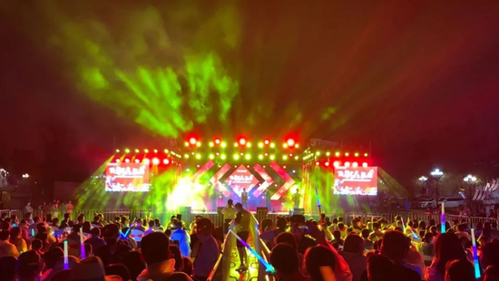 咱陕西人自己的音乐节来了!免费参加!