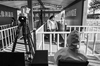 博物馆已做好开放准备 本报记者 赵争耀 摄
