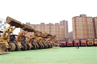提升城市品位 优化产业结构 子洲48个重点项目集中开工