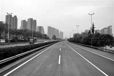 西安绕城整修明起进入最后阶段