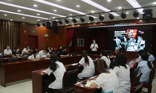 """渭南市社会福利院 开展民政服务机构""""安全管理月""""系列活动"""