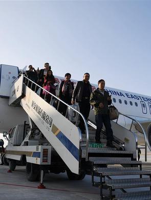 延安南泥湾机场正式通航