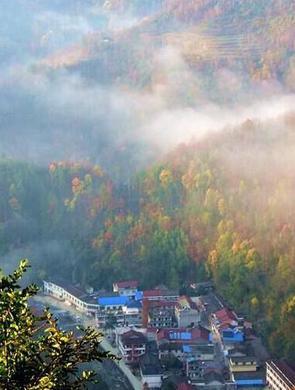 2019中国最美县域:宁强风光